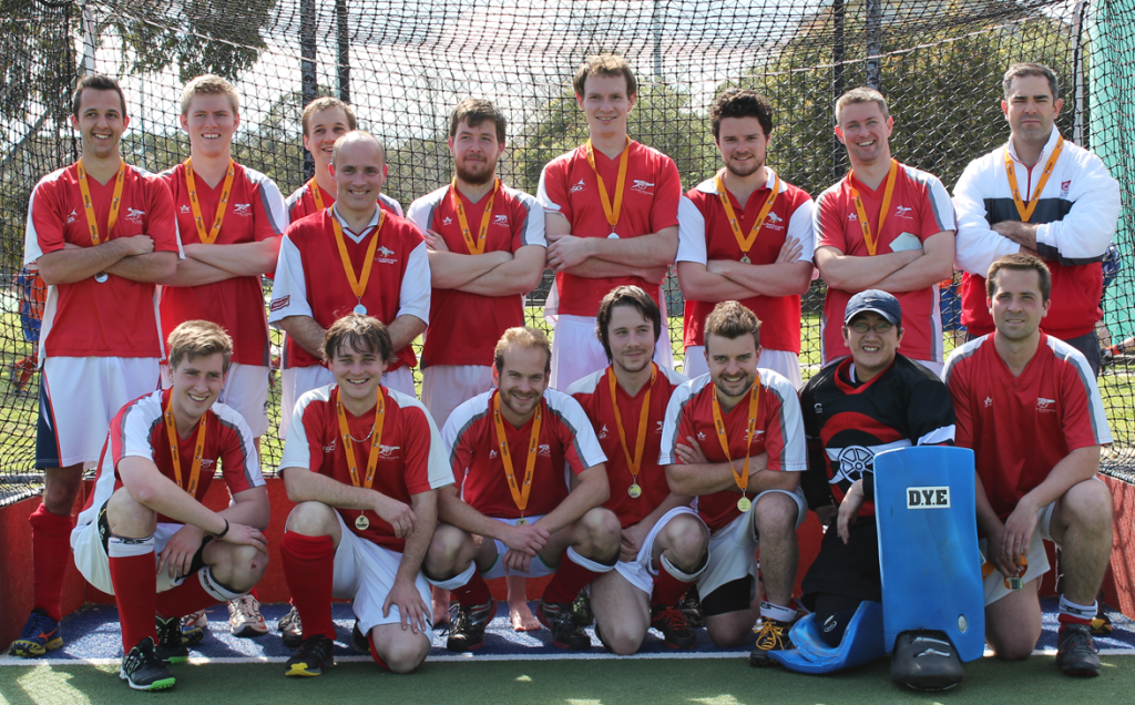 Men's 3s - Metro 2 North Runners Up 2013