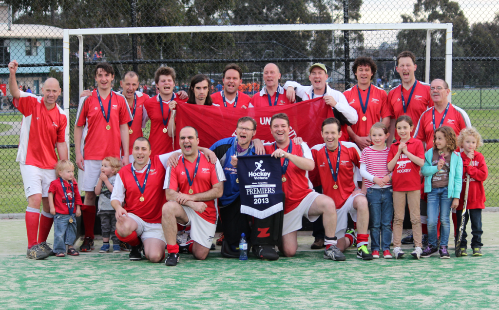 Men's 5s - Metro 3 Outer East Premiers 2013