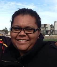 Jaynaya Winmar, Member Protection Information Officer 2014